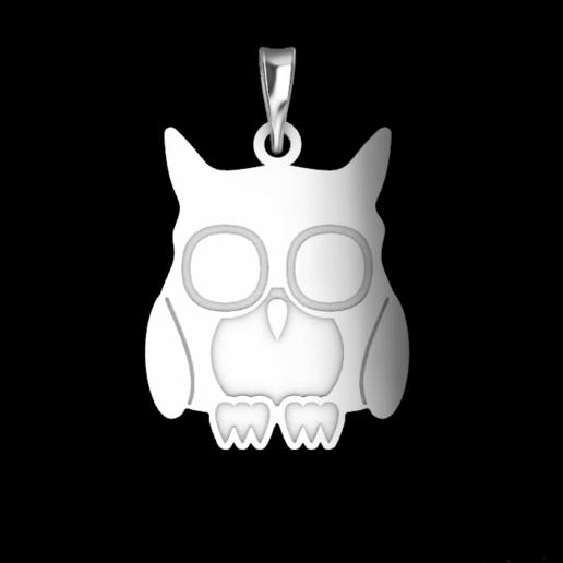 Download 3D printing files Owl, Eulitec-Sotov
