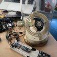 Télécharger plan imprimante 3D Gyro Winder / Watch Winder / Remontoir Montre, Cnidus