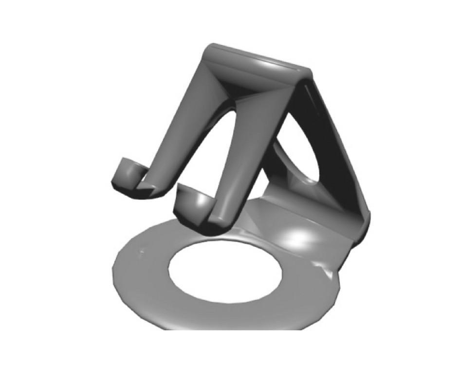 Design sem nome.jpg Download STL file mobile phone base • 3D print design, brendonlaion2