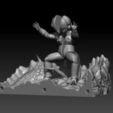 Descargar modelos 3D gratis Mecha Frieza VS Baúles del futuro, cobal