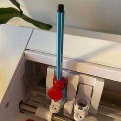 SqUF02Ql.jpg Télécharger fichier STL gratuit Adaptateur pour stylo Stabilo pour porte-stylo Cameo • Design à imprimer en 3D, neo2478