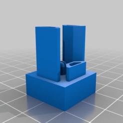 66a74292d6afe88049fb7b5e7197bec5.png Télécharger fichier STL gratuit Ender 3 guide de filament attacheur étendu • Design pour imprimante 3D, neo2478