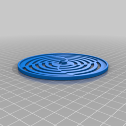 Vent_base.png Download free STL file Vent optical illusion • Model to 3D print, neo2478