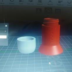 Download 3D printing templates Insulin Bottle Holder, grimmsblades
