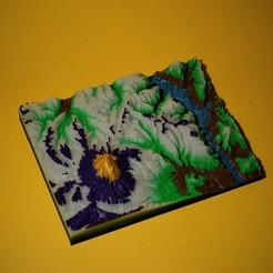 Télécharger fichier imprimante 3D Le Mont Hood, benwax10