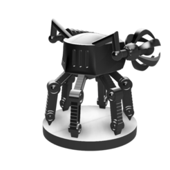 Download STL files Scythe Walker Mech, benwax10