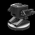 Download 3D printer templates Scythe Tank Mech, benwax10