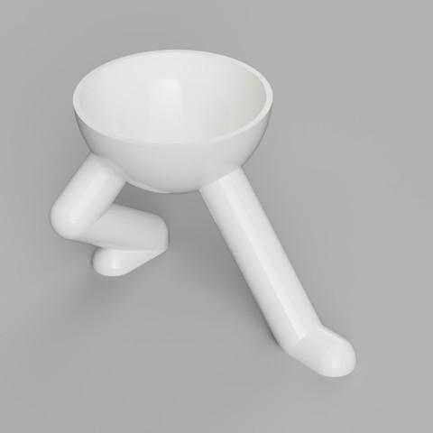 Télécharger fichier imprimante 3D Jardinière dansante, benwax10