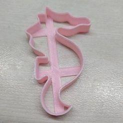 315969_a7f612cd6d443ff7a5f3fa0537cfb734.jpg Télécharger fichier STL Paquet d'articles de mer (5 unités - moule à biscuit) • Plan pour imprimante 3D, pablocorezzola