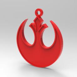 Descargar Modelos 3D para imprimir gratis Llavero de Star Wars - Keychain, pablocorezzola
