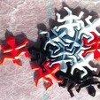 Descargar archivos 3D gratis Lagartos Escher, mtsodaro