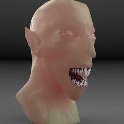 Descargar modelos 3D Vampire Bust, Athal2552