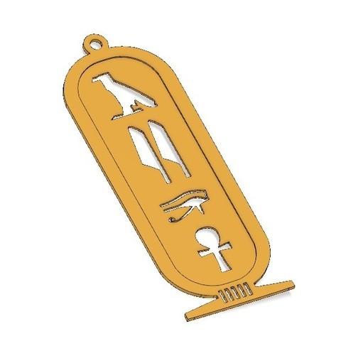 22.jpg Télécharger fichier STL gratuit ANCIEN PORTE-CLÉS ÉGYPTIEN • Objet à imprimer en 3D, 3dprintlines