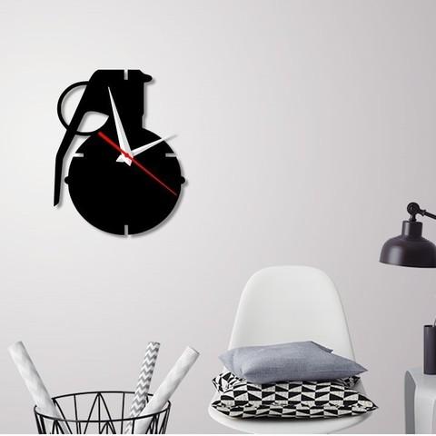 Télécharger fichier STL Horloge murale décorative C2, 3dprintlines
