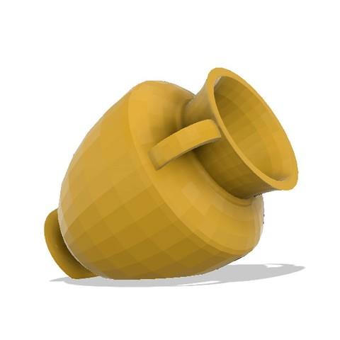 3D printing model Greek Jar, 3dprintlines