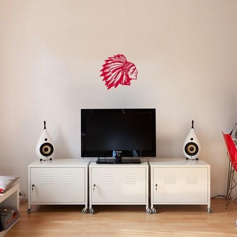 Presentation1.jpg Download STL file Indian man wall decoration • 3D printable model, 3dprintlines
