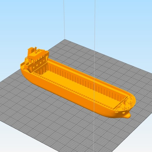 Untitled-12 copy.jpg Download STL file Container Port scale model ( maquette ) • Model to 3D print, 3dprintlines