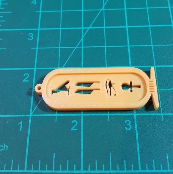 55.jpg Télécharger fichier STL gratuit ANCIEN PORTE-CLÉS ÉGYPTIEN • Objet à imprimer en 3D, 3dprintlines