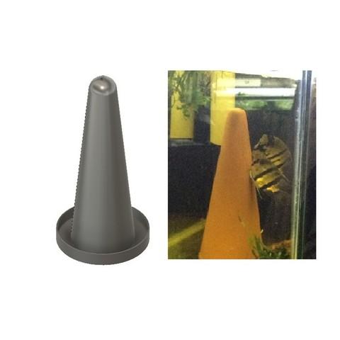 3D printer files Discus & Angelfish Aquarium Breeding Cone, 3dprintlines