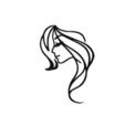 3D print files Girl face sketch wall art, 3dprintlines