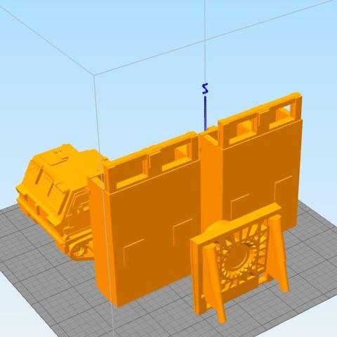 Untitled-2.jpg Download STL file Missiles Launcher Pen & Pencil holder • Design to 3D print, 3dprintlines