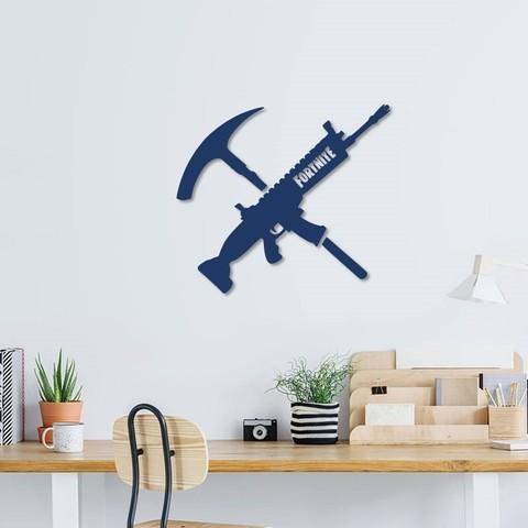 Download 3D printer designs Fortnite wall decoration, 3dprintlines