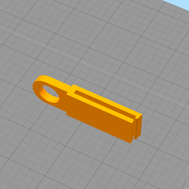 Y_carriage_holder.jpg Download free STL file Anycubic i3 mega heatbed upgrade • Design to 3D print, 3dprintlines