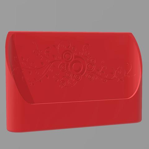 Download free 3D model Bedside phone Pocket, LeviDT