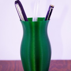 Descargar diseños 3D Simple vase, alealem96