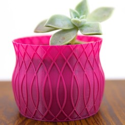 IMG_7739-Instagram-2.jpg Download STL file Flower Pot 16 - Pot 16 • 3D printable design, alealem96