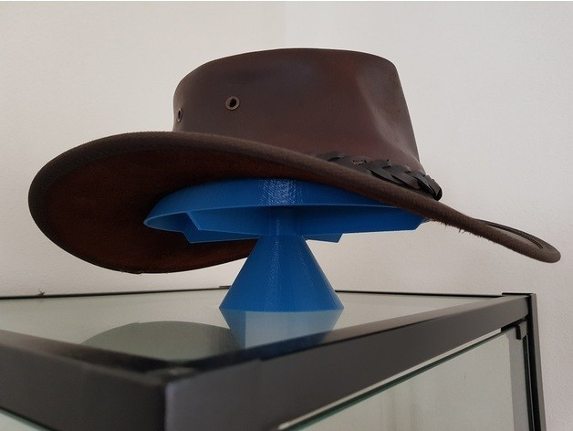 Hat stand.jpg Download free STL file Hat stand • 3D print object, Harry_D60