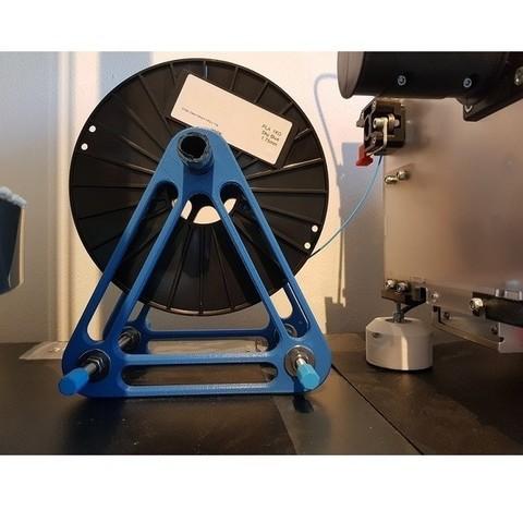Free 3D printer model Alternative spoolholder, Harry_D60
