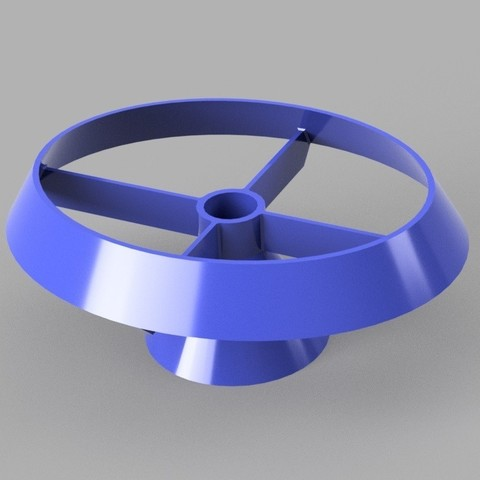 Hat stand rendering.jpg Download free STL file Hat stand • 3D print object, Harry_D60