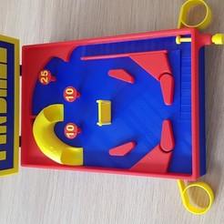 Descargar modelo 3D Máquina de pinball, tinigaro