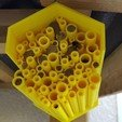 Impresiones 3D gratis Hotel de abejas, tinigaro