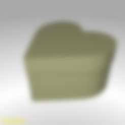 box-heart-s-001.stl Download free STL file Heart Shaped Box - Small • 3D printing template, GadgetPrint