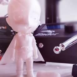 Free 3D printer files One Punch Man, Enrico_Sartori