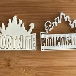 67066788_685292095229913_9023264618566385664_n.jpg Download STL file fortnite cookie cutters • 3D printer template, Mooos