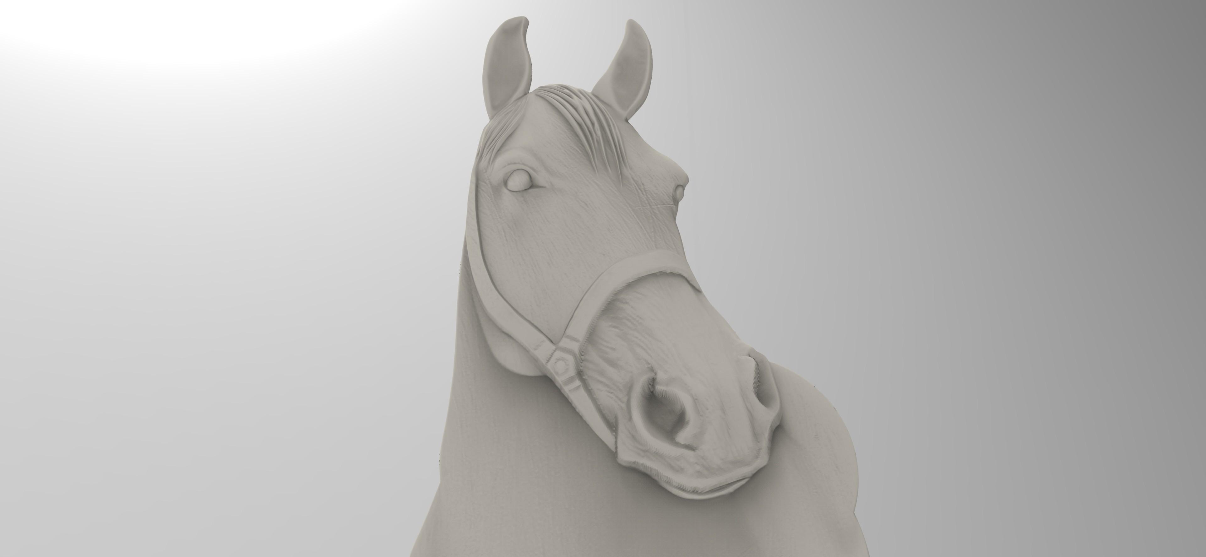 untitled.99.jpg Download STL file horse • 3D print design, Mooos