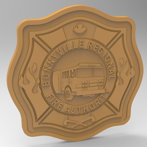 Modelos 3D logotipo de bonnyville, Mooos