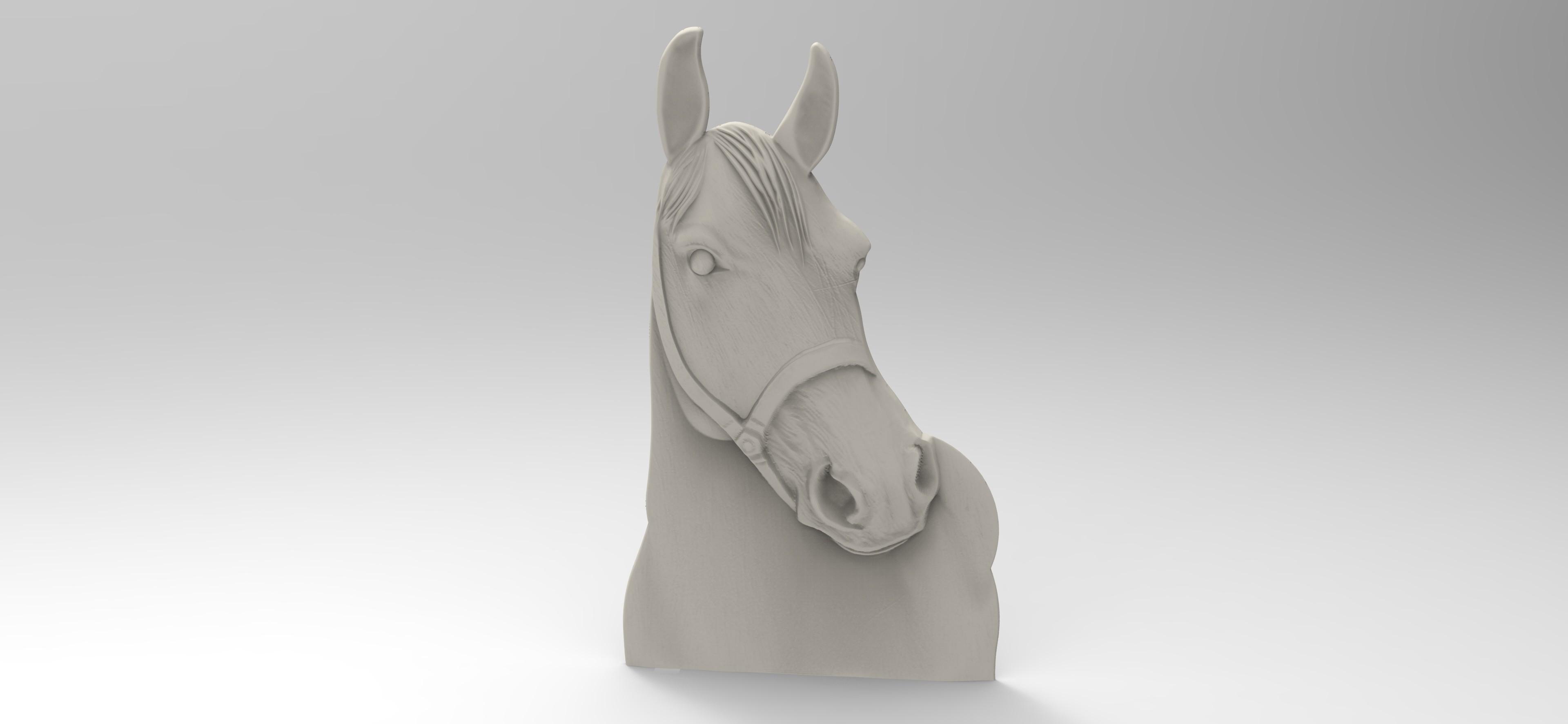 untitled.97.jpg Download STL file horse • 3D print design, Mooos