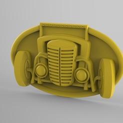 Télécharger fichier 3D voiture de légende, Mooos