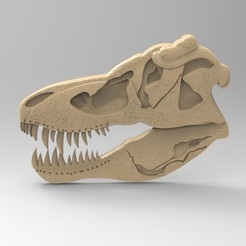 3d print files dragon skull, engmoos