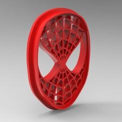 Download 3D printer designs spider man super hero cookie cutter, Mooos
