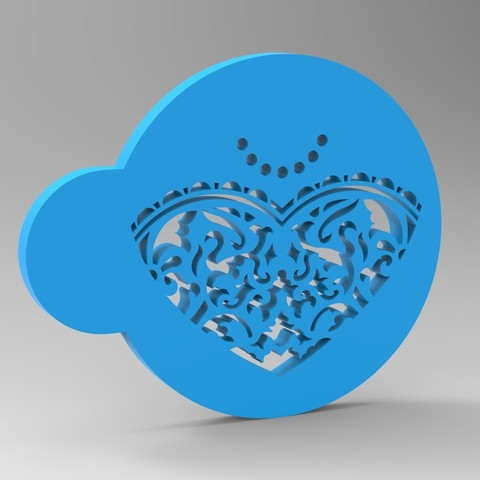 Download 3D printing files stencil, Mooos