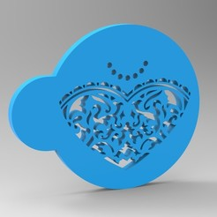 Download 3D printing files stencil, Mooos