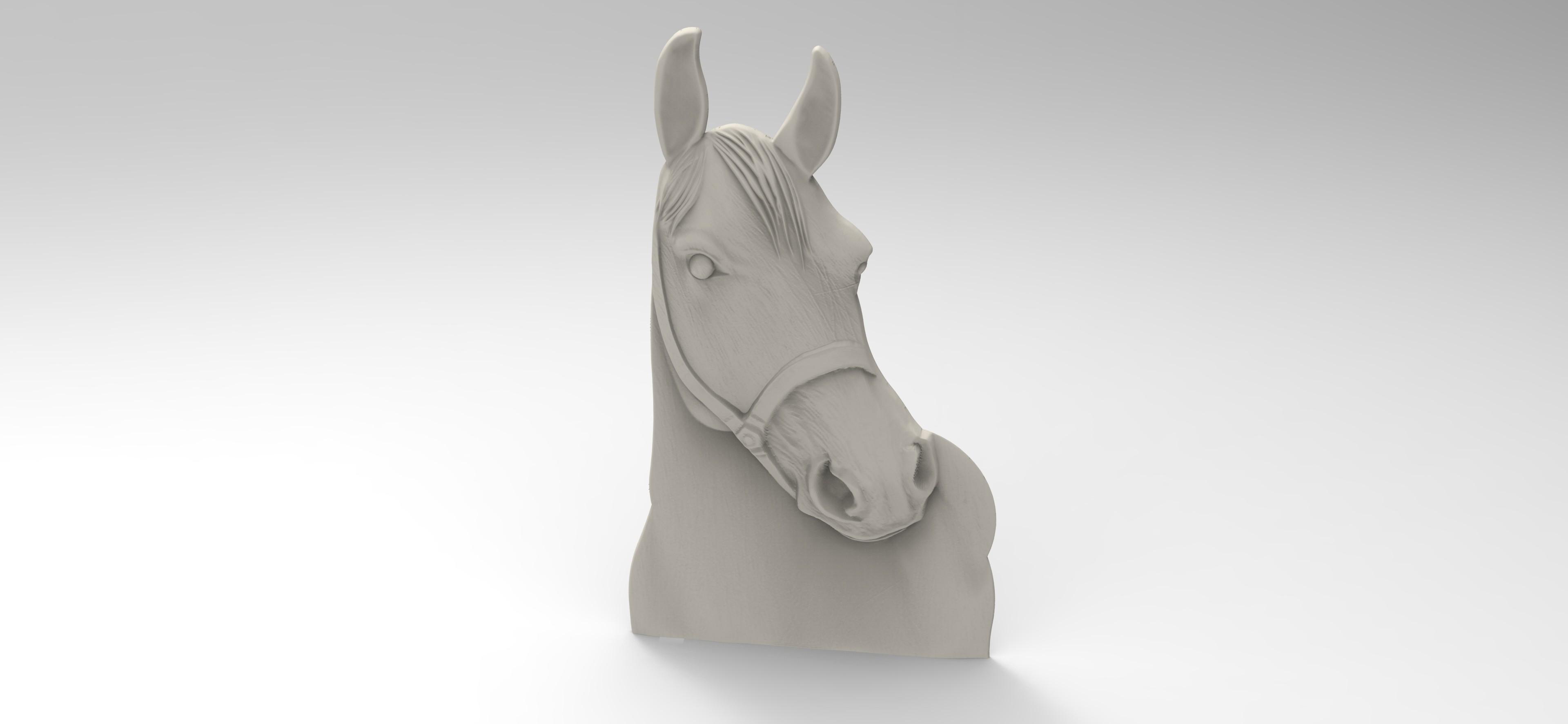 untitled.98.jpg Download STL file horse • 3D print design, Mooos