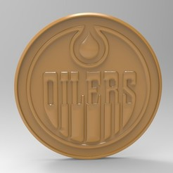 3d printer model oil drop logo, engmoos
