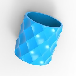 Download 3D printer model planter, Mooos