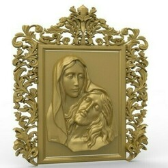 13.Jesus.jpg Télécharger fichier STL gratuit JESUS 13 • Objet imprimable en 3D, alexlopreciado